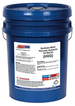 Synthetic HV Hydraulic Oil ISO 22 (HVG)