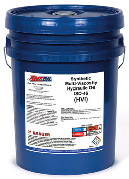 Synthetic HV Hydraulic Oil ISO 46 (HVI)