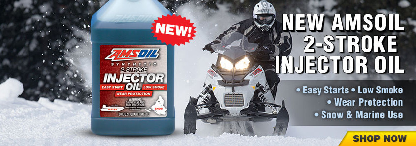 Synthetic 2-Stroke Injector Oil